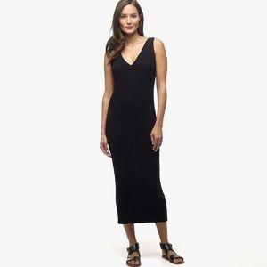 NWT James Perse Cotton Terry Sleeveless Dress